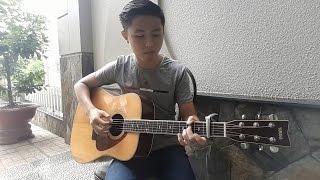 (Tóc Tiên) Một con đường hai ngã rẽ - Fingerstyle Guitar cover by Tran Quoc Huy
