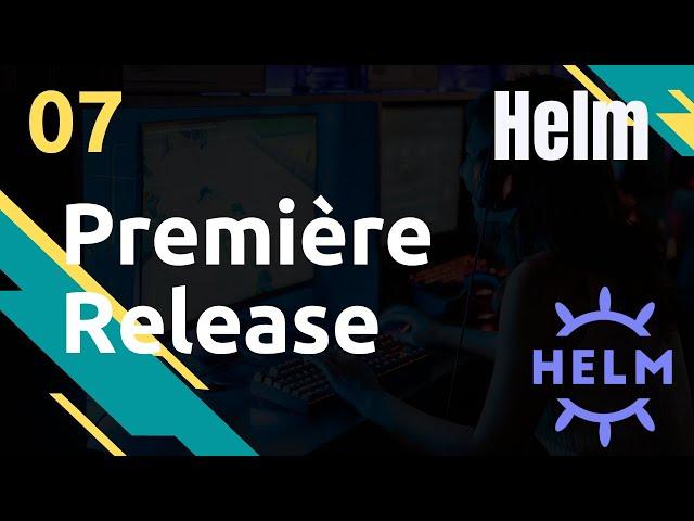 HELM - 07. PREMIER DEPLOIEMENT (SET VS VALUES.YAML - EX. WORDPRESS)