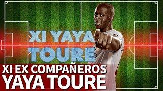 El revolucionario XI de ex compañeros de Yaya Toure: ¡6 delanteros! | Diario AS