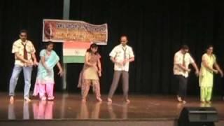 """Dance scene from """"Recession Saamiar"""" Comedy Drama"""
