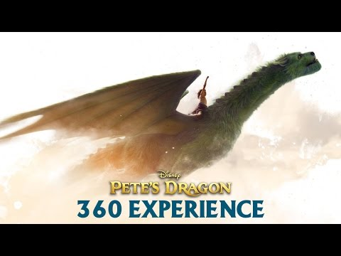 """""""Elliot's Flyover"""" 360 Video Experience - Pete's Dragon"""