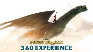 elliot s flyover 360 video experience pete s dragon
