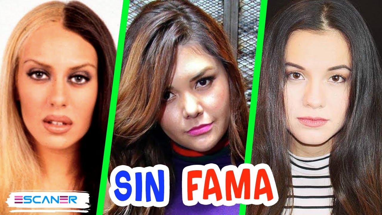Famosas SIN FAMA # 2 / Súper TALENTOSAS pero NADIE les RECONOCE sus HABILIDADES
