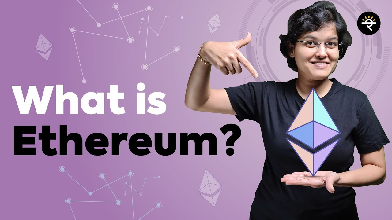 What is Ethereum? How is it different from Bitcoin?   CA Rachana Ranade