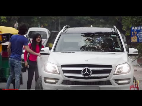 Luxury Car Date Experiment | India