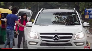 Luxury Car Date Experiment | India thumbnail