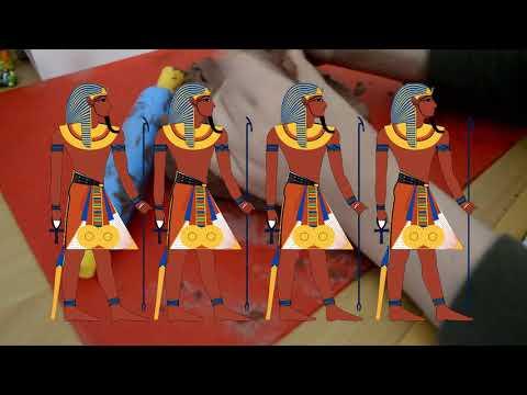 Atividade escrita cuneiforme - A origem da escrita