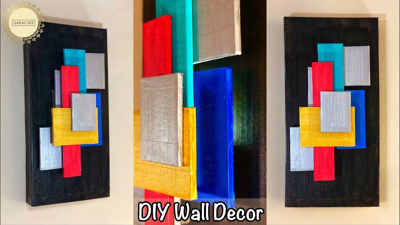 Wall Art Ideas: Wall Hanging Craft Ideas