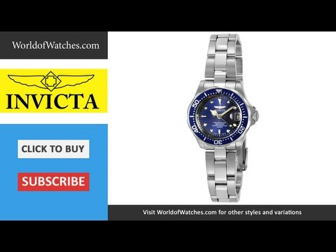 INVICTAPro Diver Stainless Steel 9177