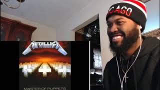 THE KINGS OF TRANSITIONS | Metallica - Battery - REACTION