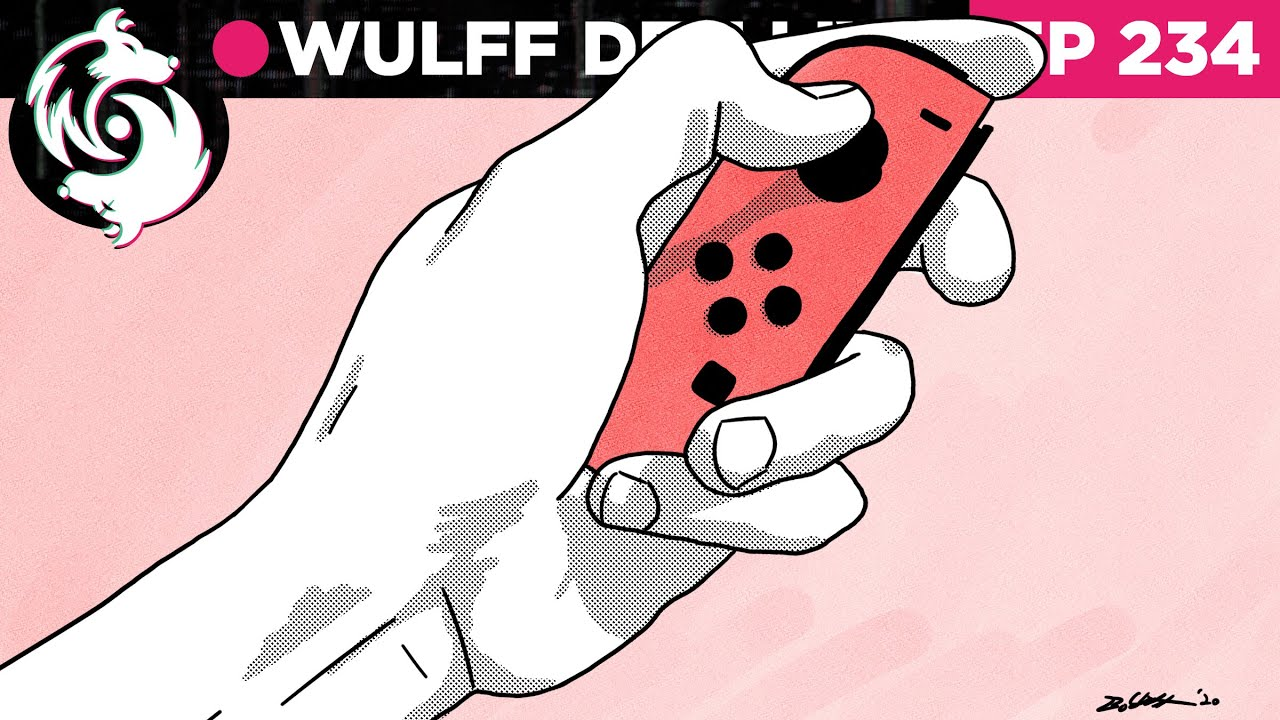 Nintendo answered some questions - WDL Ep 234