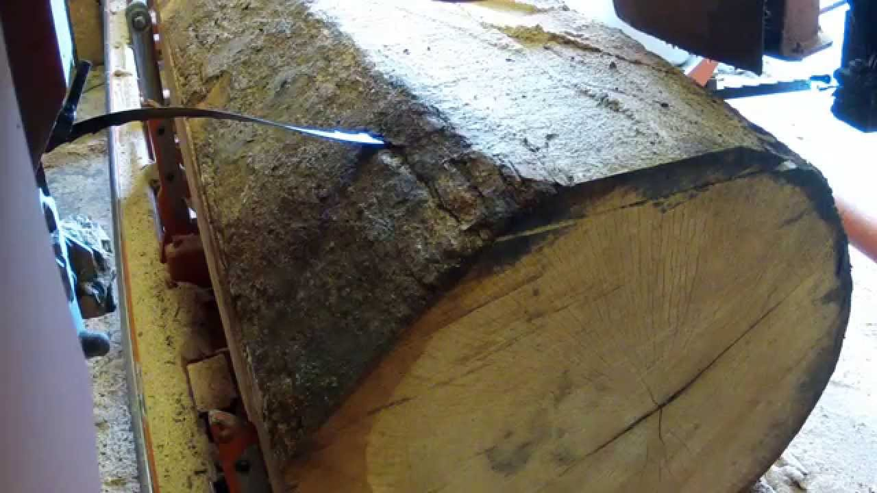 Blade Problems on Wood-Mizer LT-50 Sawmill
