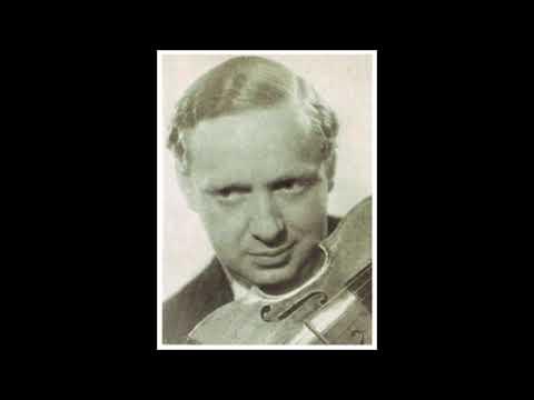 Alfred Strauss - Servus Wien 1932
