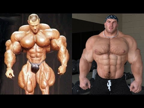 Top 5 Bodybuilding Motivation With Workout | 5 Bodybuilders