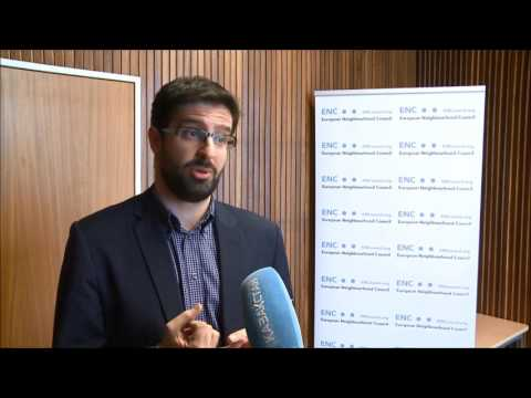 Interview with Andreas Marazis by Kazakh National TV & Kazinform