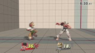 Ultra Street Fighter IV - Training Room (SmashU Stages Final)