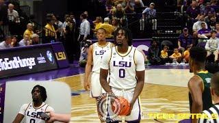 LSU 5-star freshman Naz Reid in opener vs. Southeastern (17 points, 6 rebounds)