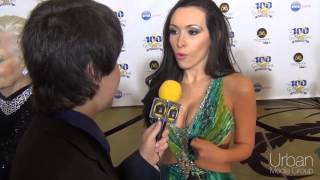 Yenitza Munoz at Night of 100 Stars