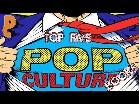 TOP 5 POP CULTURE BOOKS