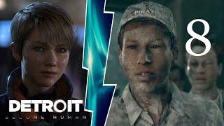 СЕКС-КЛУБ И ПРОЧИЕ РАЗВЛЕЧЕНИЯ⚫ПРОХОЖДЕНИЕ #8⚫Detroit: Become Human/Detroit: Стать Человеком