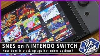 SNES on Switch - How does it stack up against other options? :: MLiG Mini / MY LIFE IN GAMING