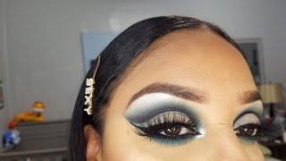 Smokey eye tutorial || morphe 35b palette