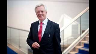David Davis discusses Edward Snowden and Prism on BBC Radio 4