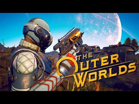 THIS GAME SURPRISED ME... | The Outer Worlds Livestream Part 1