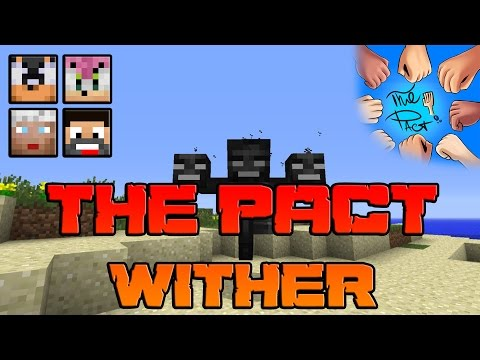 Пакта бием Wither w/ Shadowhex, AngelOfD3ath and TheFreezeLord