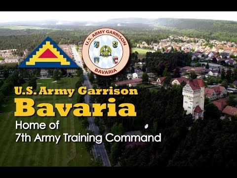 This Is U.S. Army Garrison Bavaria