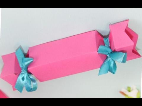 Как делать настоящие подарки Как делать конверт для подарка своими руками