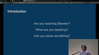 Education Community Meeting - Panel - Monique Dewanchand