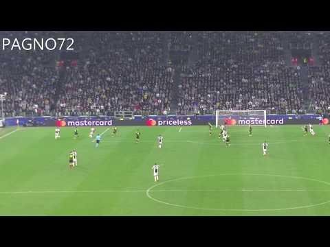 JUVENTUS Vs Sporting Lisbona     Goal Mandžukić  2-1