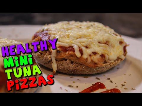 healthy-mini-tuna-pizzas-recipe-(cheap)