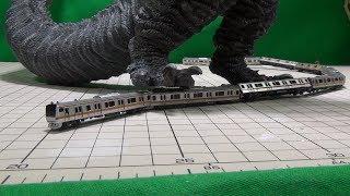あのfigmaから電車だと? E233系電車 中央線快速