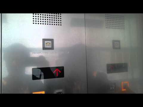 三菱エレベーター クイーンズスクエア横浜