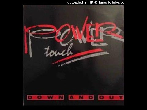 power touch-rock 'n roll singer