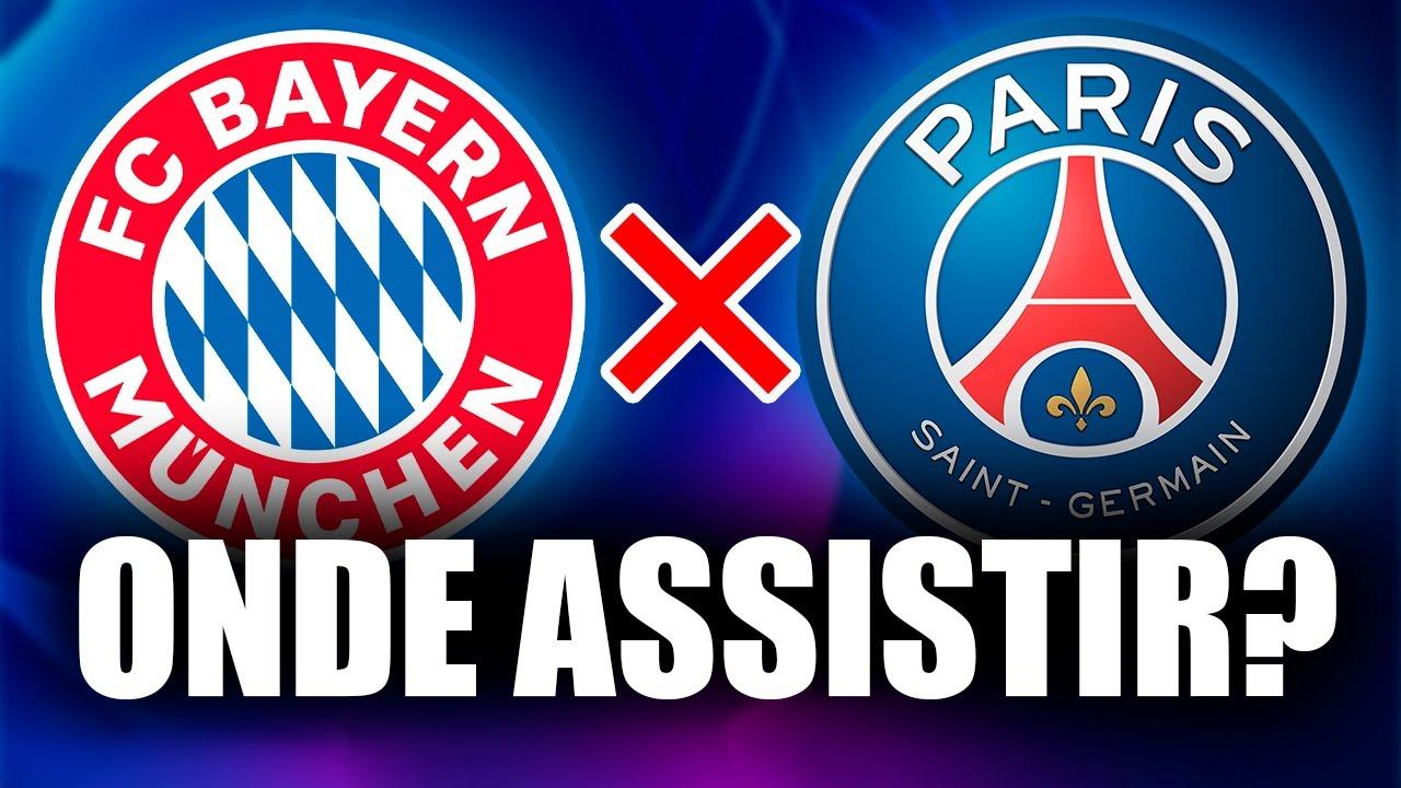 Psg Vs Bayern Onde Assistir / Psg Vs Bayern Assistir A ...