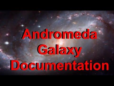 Andromeda Galaxy Cosmos Documention - Full Movie