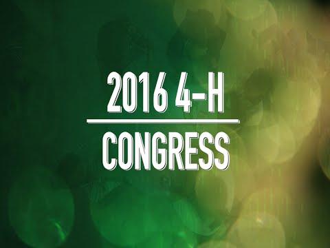 2016 Mississippi 4-H Congress June1-3