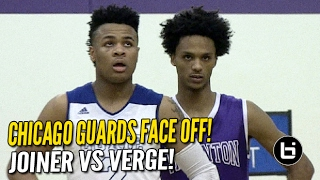 alonzo verge vs elijah joiner big time chicago guards match up