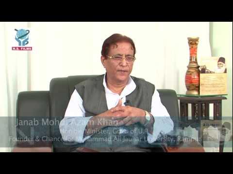 Byte Janab Mohd  Azam Khan