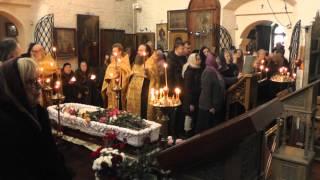 видео Отпевание (погребение)