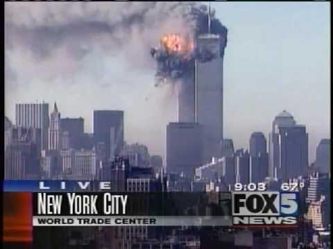 Historical Media Archives: FOX News, Tuesday, September 11, 2001