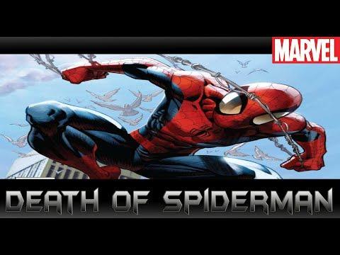 ความตายของวีรบุรุษมนุษย์แมงมุม[ Death of Spiderman ]comic world daily