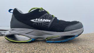 A Conversation with Hann Shoes' Lenn Hann about his Unique Carbon Fiber Suspension Running Shoe