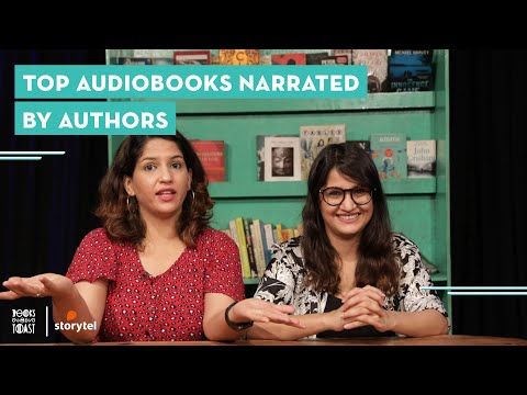 Top Audiobooks Narrated By Authors