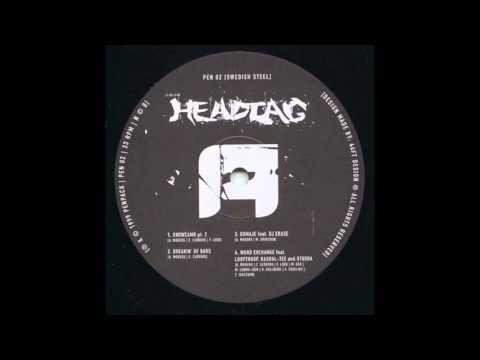 Headtag feat. Looptroop, Kashal-Tee & Studda - Word Exchange