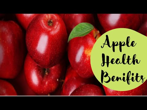 amazing-health-benefits-of-apple-||-apple-nutrition-facts-and-benefits-||-health-counsel