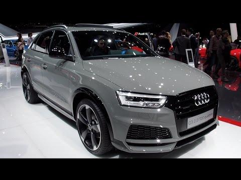 Audi Q3 2.0 TDI quattro 2017 In detail review walkaround Interior Exterior
